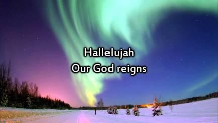 2Sam24 our God reigns