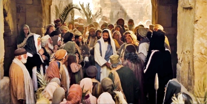David triumphal-entry
