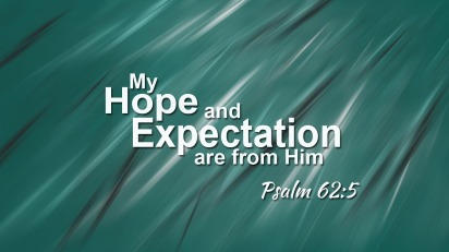 Ps62 5 hope