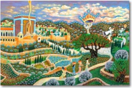 Artwork: Baruch Nachshon, Israel