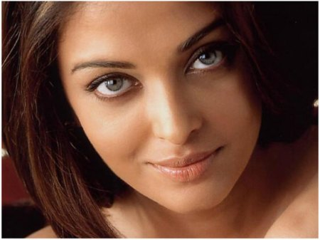 Aishwarya Rai, a star of Indian Bollywood films, is considered by many to be the most beautiful woman in the world today.