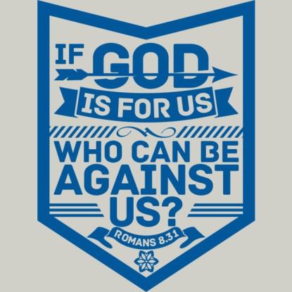 Rom8 If God