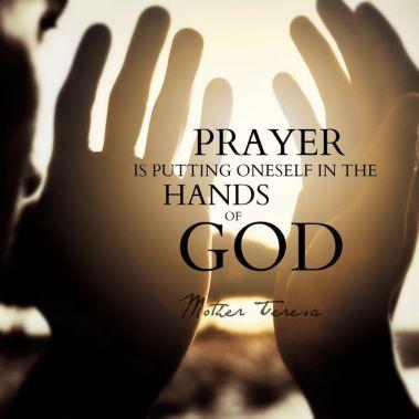 Rom8 prayer