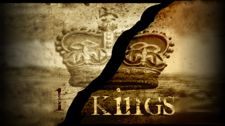 We finish 1 Kings, which has been a litany of tragedy. Beginning with the twilight of great King David's reign and the wisdom and magnificence of Solomon's, it quickly deteriorated into national division, civil war, idol worship, and moral decay.