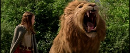 "Aslan the lion is the Christ figure in C. S. Lewis' ""The Chronicles of Narnia."" Verse"
