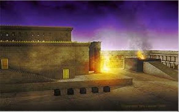 2321.) Ezekiel 10   DWELLING in the Word