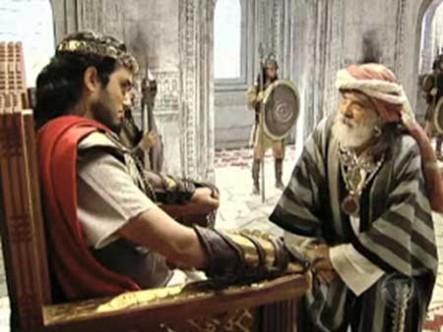 2Sam16 Ahitophel and Absalom